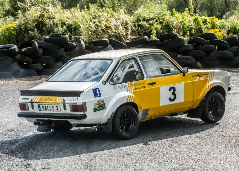Advanced Rally Experience