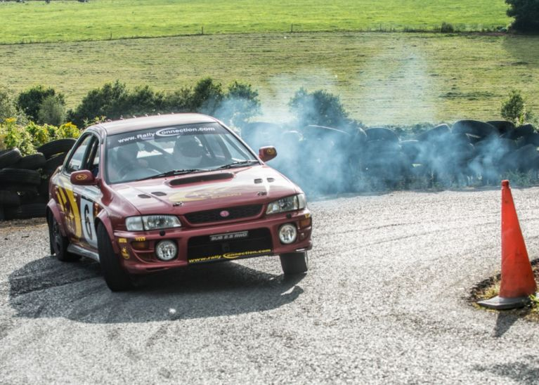 Junior Rally Taster Experience